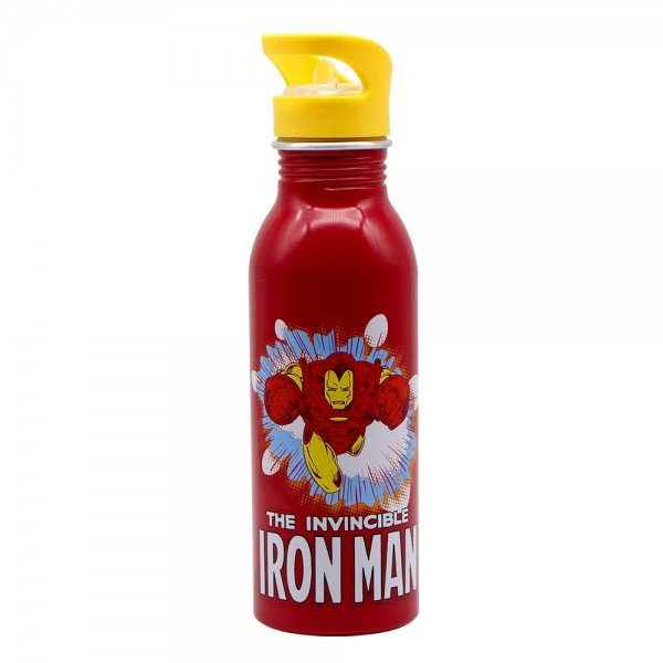 10070793 garrafa de aluminio iron man 001