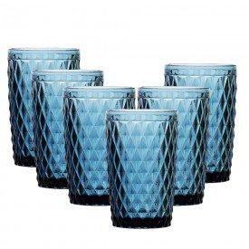 5489 1 copo alto azul bico de jaca