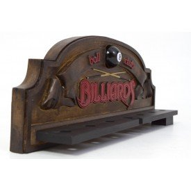 placa porta tacos billiards 969 villa store b