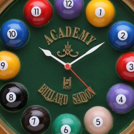 relogio billiard grandesinucadecoraco verde 2
