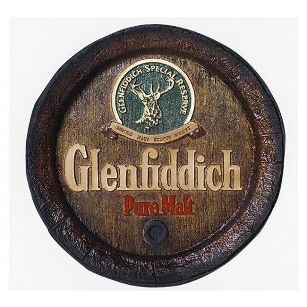 barril decorativo glenfiddich villa store 6278 1