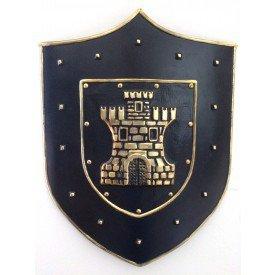escudo decorativo new castle villa store 6204 a