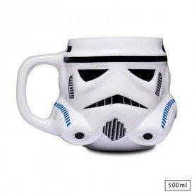 caneca 3d stormtrooper villa store 6127 c