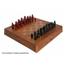 tabuleiro de xadrez lewis celta viking villa store 6261 5