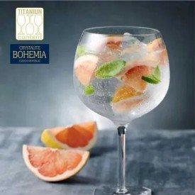 taca gin bohemia titanium 600ml villa store 6468