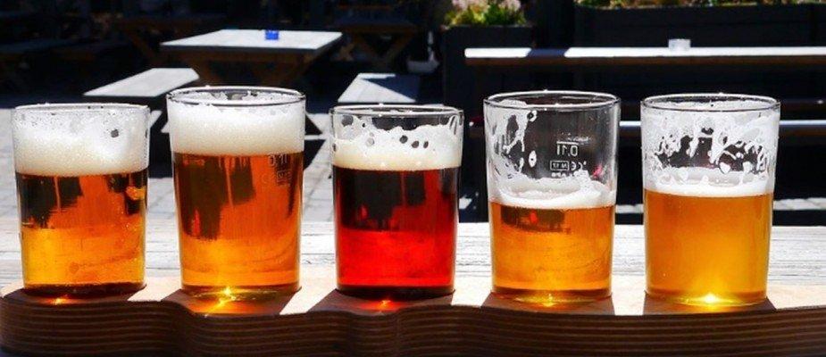 Quais tipos de Cerveja
