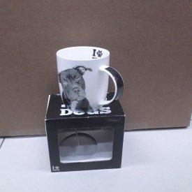 caneca i love dogs pit bull pescoco branco 3424 a