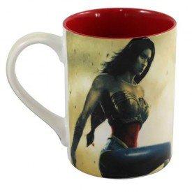 caneca mulher maravilha de ceramica reta 010022634 villa store 3751