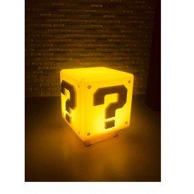 luminaria cubo mario 10081466 villa store 4902 c baixa